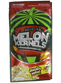 Roasted Watermelom Kernels With Tomyum Flavoured 15g.